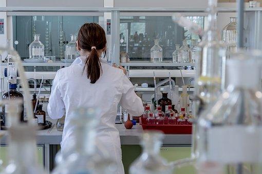 Sierra Chemical's lab