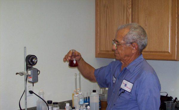 sierra chemical chemical blending